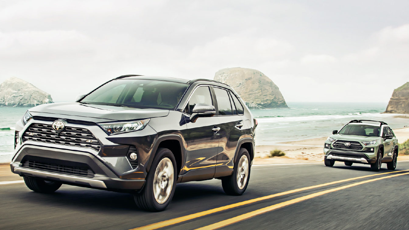 2019 RAV4 New Model Technical Preview