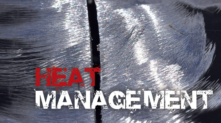 Heat Management: Proven Welding Techniques to Minimize Heat-Affect